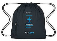 Оригинальный мини рюкзак Boeing 737 Schematics 598098040059 (Black)