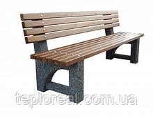 """Скамейка для дачи и дома """"Верона"""""""