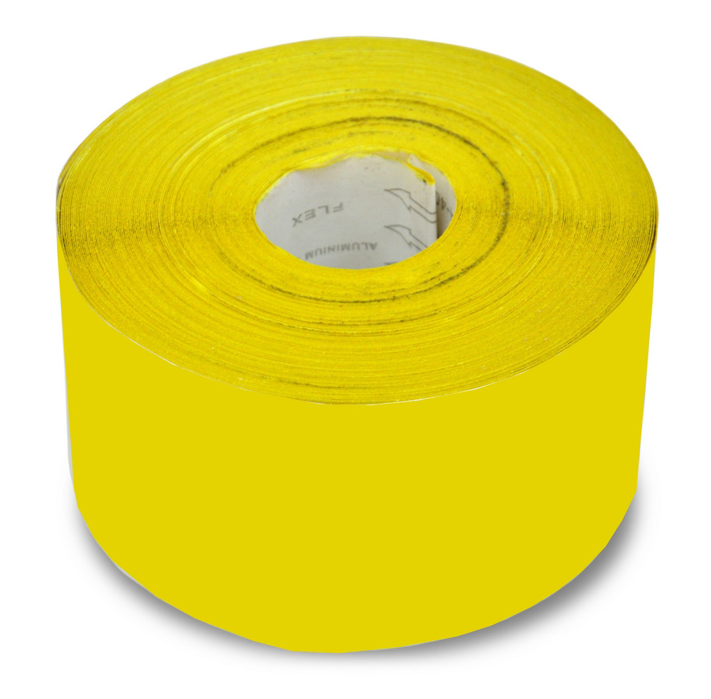 Бумага наждачная Spitce бумажная основа Р80 115 мм (18-592)