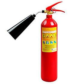 Огнетушитель углекислотный ВВК-5