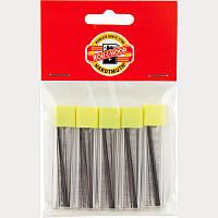 Стержни для карандаша 0.3 мм., HB (полибег 5 шт), KOH-I-NOOR