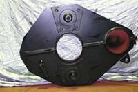 Кожух зубчатой передачи на тепловозы ТЭМ2, 2ТЭ116, М62, 2М62, 2ТЭ10, ТЭП70.