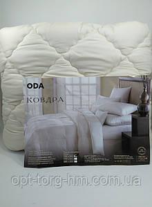 Одеяло 200*220 ОДА (холлофайбер/микрофибра)