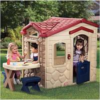 """Детский домик """"Пикник"""" Little Tikes для игры на улице"""