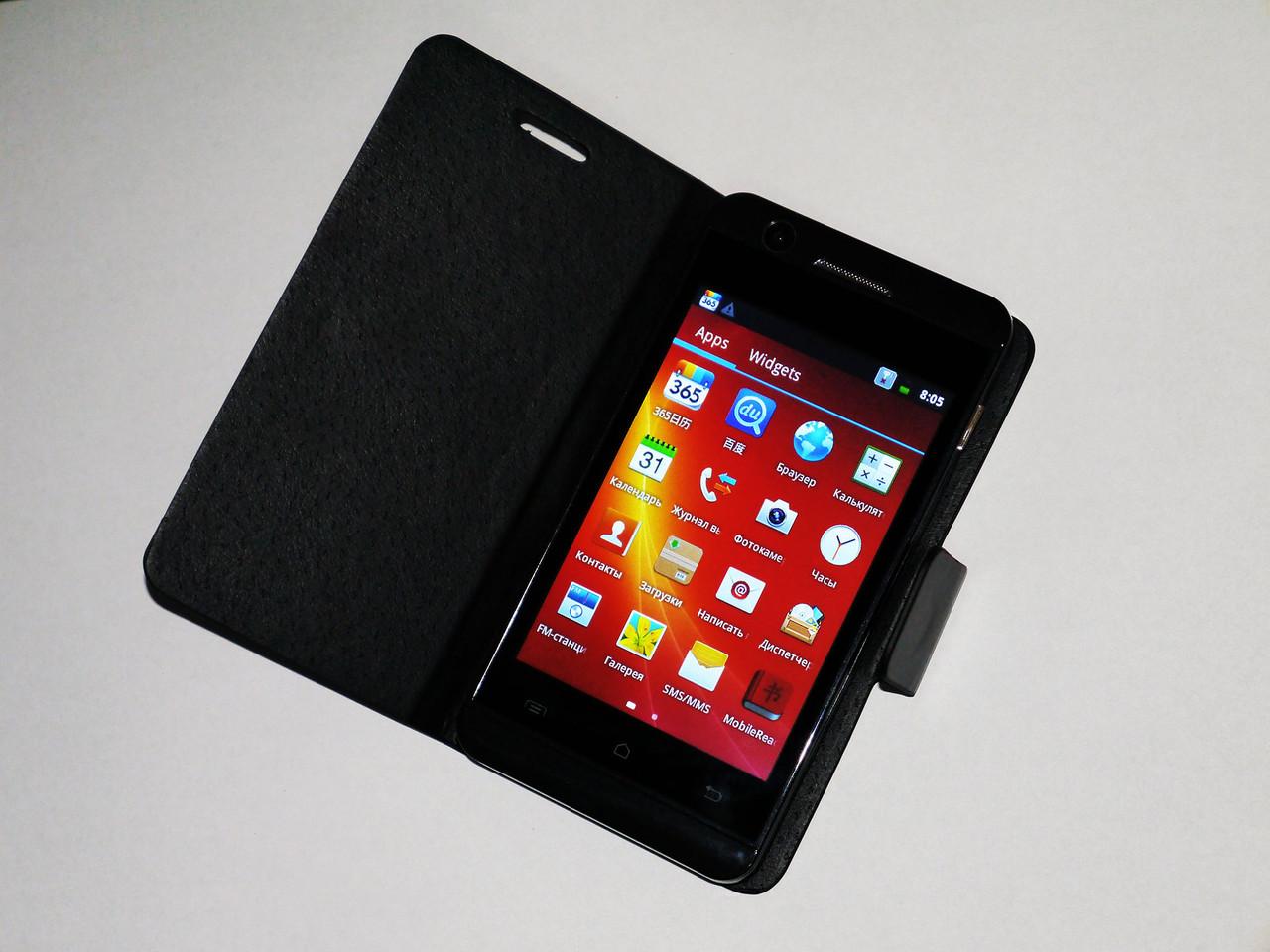 "Телефон Blackberry Z10 - 4"" WiFi, 2Sim, Android + Чехол"