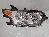 Фара галоген правая 8301D100 Mitsubishi Outlander 2013-15 БУ оригинал, фото 1