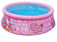 Детский надувной бассейн Intex 28104NP