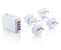 Зарядное устройство на 4 USB порта