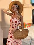 Женский сарафан с цветочным принтом, фото 2