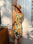 Женский сарафан с цветочным принтом, фото 7