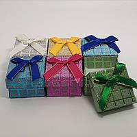 Подарочная коробочка для украшений (DISCO)