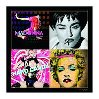 "Костер ""Madonna: Album Montage"""