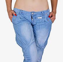 Женские брюки с карманами (арт. W8029/WX22), фото 3