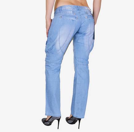 Женские брюки с карманами (арт. W8029/WX22), фото 2