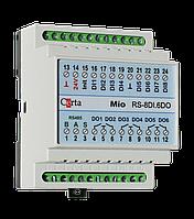 Устройство ввода/вывода дискретных сигналов MIO RS-8DI.6DO