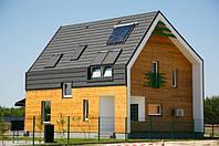 Під Києвом введено в експлуатацію перший в Україні серійний енергоефективний будинок