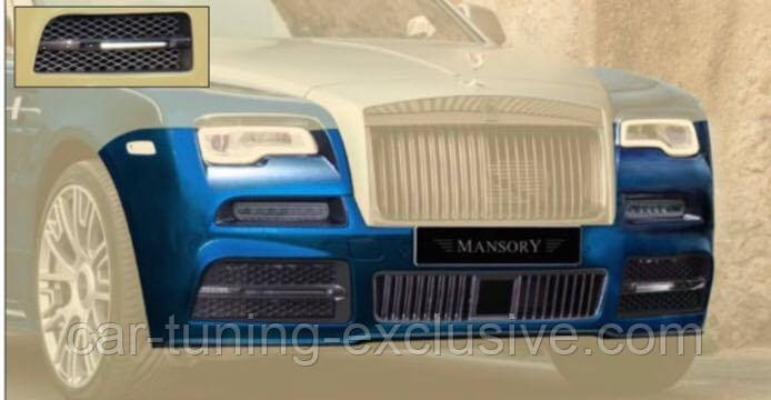 MANSORY front bumper for Rolls-Royce Wraith