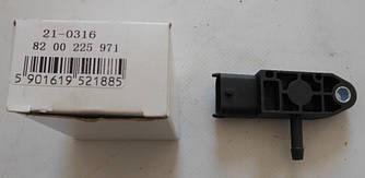 Клапан регулювання тиску повітря на Renault Trafic 2001-> 1.9 dCi — MaxGear (Польща) - MG21-0316