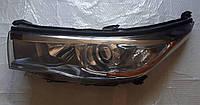 Фара ліва 811500E180 Toyota Highlander USA БУ Оригінал, фото 1
