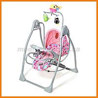 Купить детское кресло качалку | шезлонг детский