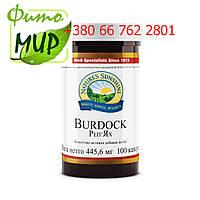 Репейник (Burdock) Активизирует работу желудочно-кишечного тракта