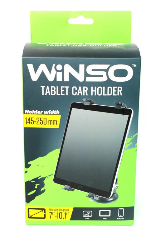 держатель для планшета автомобильный Винсо 201150