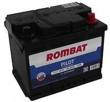 Акумулятор автомобільний ROMBAT PILOT 12V 60Ah P260G 6СТ-60