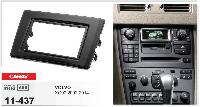 Рамка переходная Carav 11-437 Volvo XC 90 (02+) 2DIN
