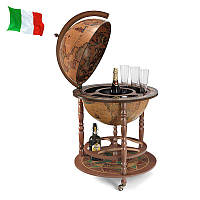Глобус бар Zoffoli 550011 60×60×98 см коричневый