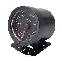 Указатель температуры масла стрелочный DEFI DF 60253 + FQT/CK черный в корпусе Ø60мм прибор датчик