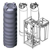 Комплект для розлива питьевой воды. WaterPoint - 750.