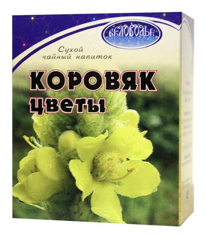 Коровяк (медвежье ухо), 30 г