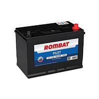 Акумулятор автомобільний ROMBAT PILOT ASIA 12V 95Ah PM95