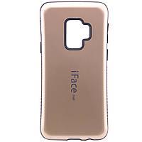 TPU+PC чехол iFace устойчивый к царапинам глянец для Samsung Galaxy S9