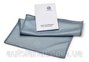 Оригинальная чистящая салфетка для сенсорных дисплеев Volkswagen (000096151N)