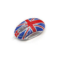 """Мышь компьютерная """"Английский флаг"""""""