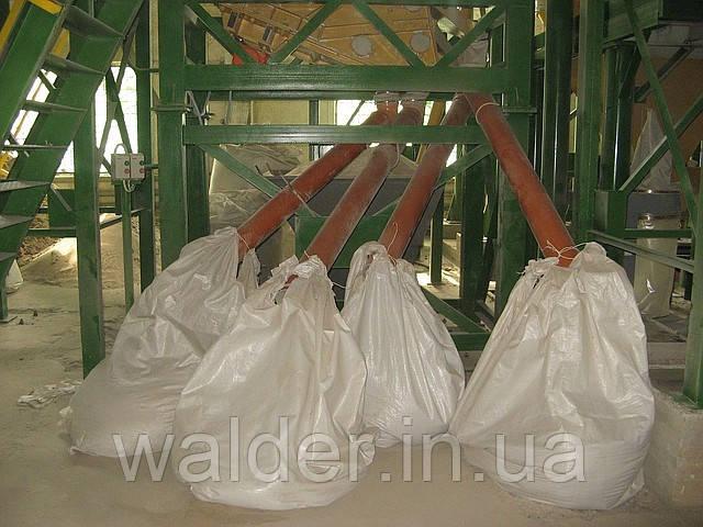 Установка для виробництва сухих сумішей