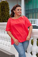 Блуза женская в расцветках 36921, фото 1