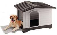 Домики и вольеры для собак