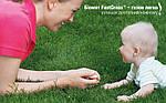 Газонна трава на біоматі - це легко!