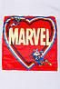 """Укороченный топ с надписью """"Marvel"""" 42-44 (в расцветках), фото 8"""