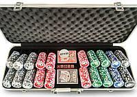"""Покерный набор """"Техасский холдем"""""""