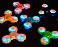 """Светящийся спиннер c LED """"Fidget Spinner"""" 6 цветов"""
