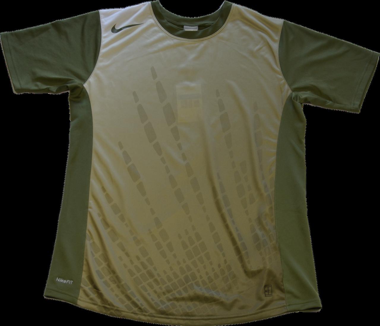 Мужская спортивная футболка Nike Fit.