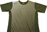 Мужская спортивная футболка Nike Fit., фото 3