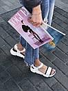 Сандалии кожаные женские Carlo Pachini белые, фото 2