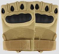 Перчатки тактические с защитой хаки OAKLEY 19356L, фото 1