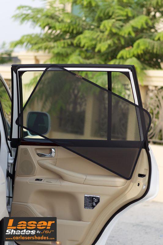 Шторки солнцезащитные для Mitsubishi Pagero Sport 2008 + NSV