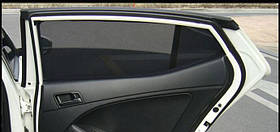 Шторки солнцезащитные для Mitsubishi Pagero Sport 2008 + NSV, фото 2