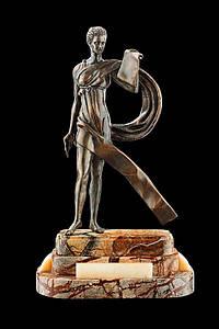 Статуэтка бронзовая Vizuri BST 700037 42 см Каллиопа